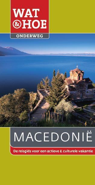 Reisgids Wat & Hoe Macedonië   Kosmos