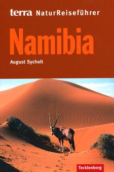 Reisgids NaturReisefuhrer Namibia   Tecklenborg   August Sycholt