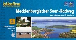 Fietsgids Mecklenburgischer Seen radweg   Bikeline