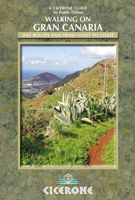 Wandelgids Walking on Gran Canaria   Cicerone