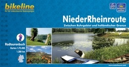 Fietsgids Niederrheinroute   Bikeline