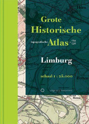 Grote Historische topografische atlas Limburg   Nieuwland