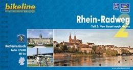 Fietsgids Rhein radweg 2   Bikeline