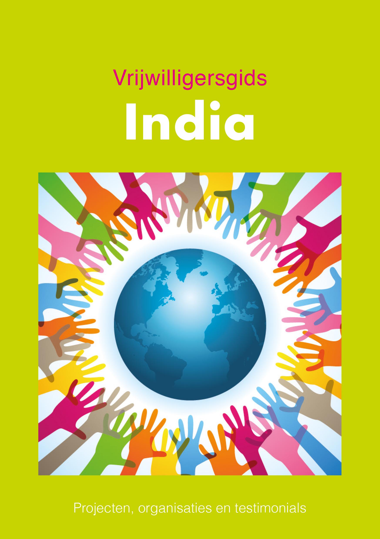 Vrijwilligersgids India   Uitgeverij 11