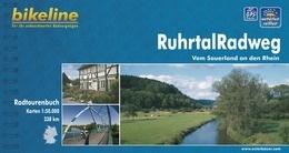 Fietsgids Ruhrtal-radweg   Bikeline