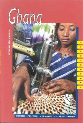 Reisgids Landenreeks Ghana   K.I.T. Publishers