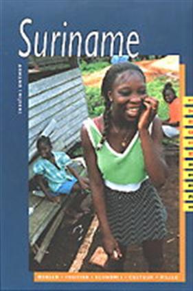 Reisgids Landenreeks Suriname   K.I.T. Publishers