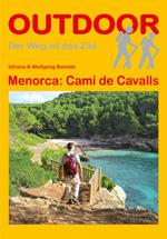 Wandelgids Menorca: Camí de Cavalls   Conrad Stein Verlag