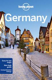 Reisgids Lonely Planet Germany - Duitsland   Lonely Planet
