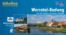 Fietsgids Werratal-radweg   Bikeline