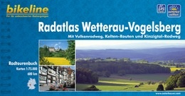 Fietsgids Wetterau - Vogelsberg   Bikeline