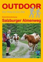 Wandelgids Salzburger Almenweg   Conrad Stein Verlag   Roland Schmellenkamp
