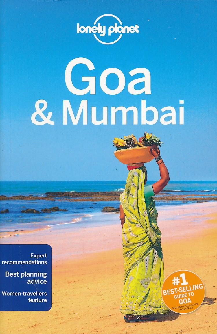 Reisgids Goa & Mumbai (Bombay)   Lonely Planet