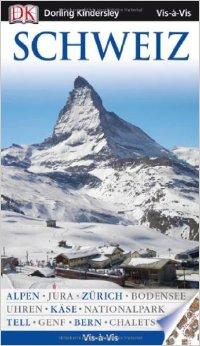 Reisgids Vis-�-Vis Schweiz   DK   Adriana Czupryn