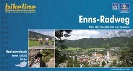 Fietsgids Enns-radweg   Bikeline