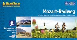Fietsgids Mozart Radweg   Bikeline