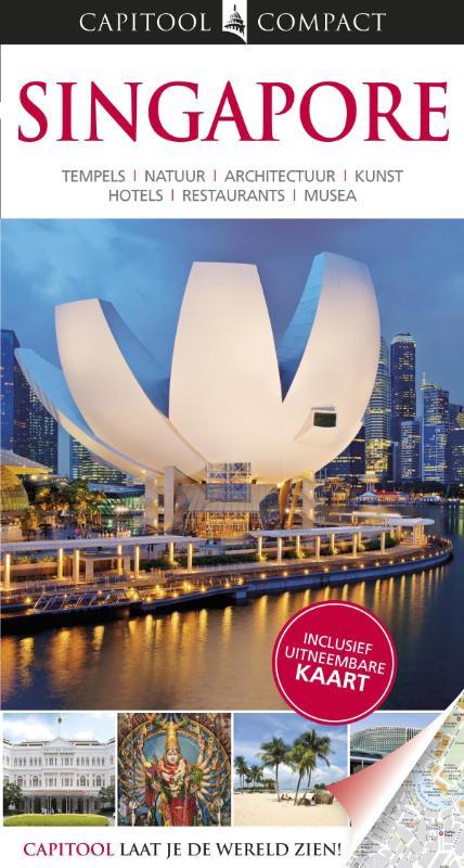 Reisgids Singapore compact   Capitool