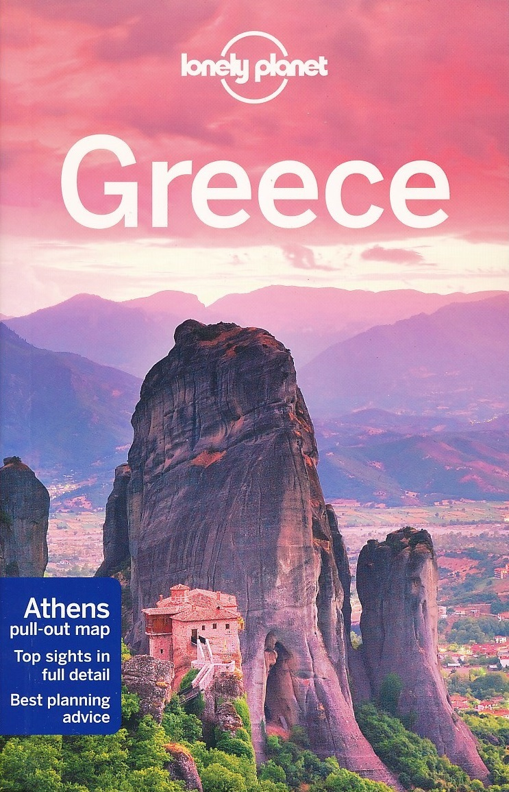 Reisgids Lonely Planet Greece - Griekenland   Lonely Planet