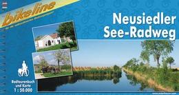 Fietsgids Neusiedler See-radweg   Bikeline