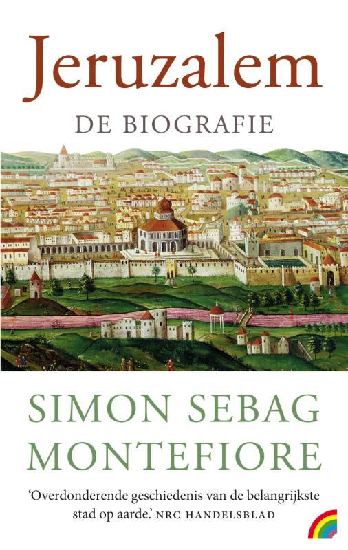 Reisverhaal Jeruzalem - de biografie   Simon Sebag Montefiore