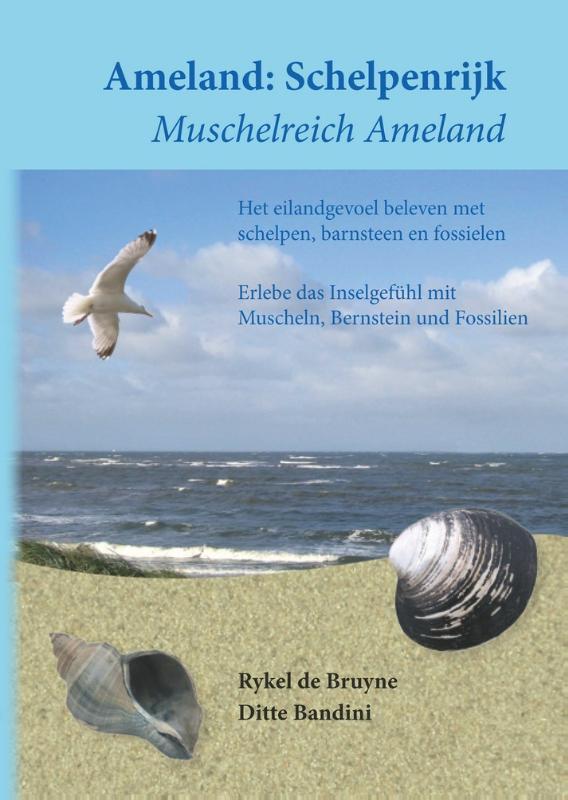 Natuurgids Ameland: Schelpenrijk - Muschelreich Ameland   KNNV
