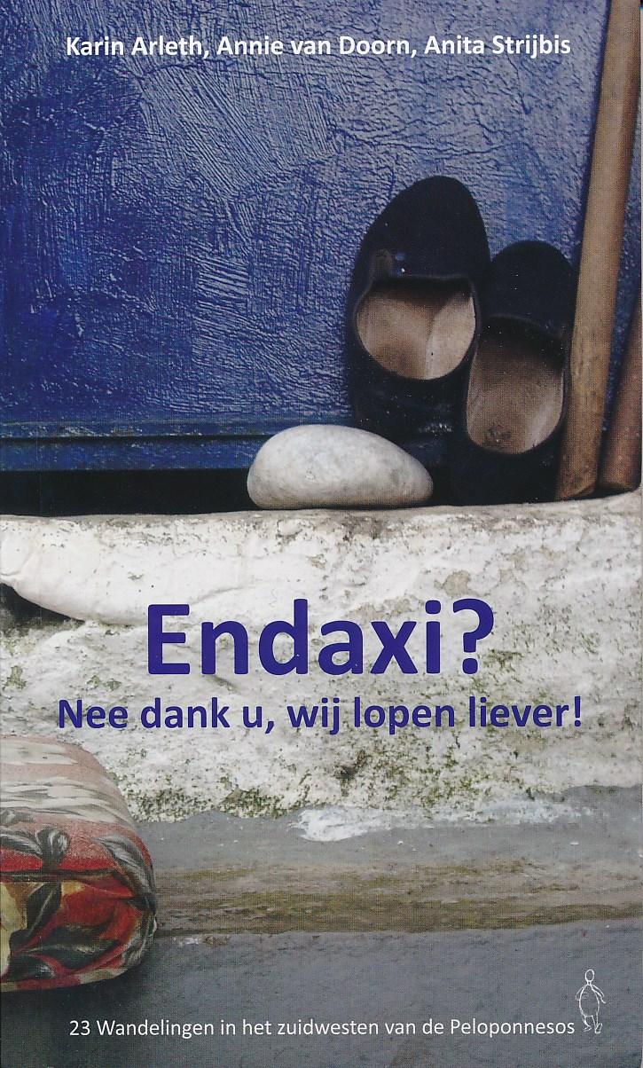 Wandelgids Peloponnesos - Endaxi? Nee, dank u, we lopen liever ....