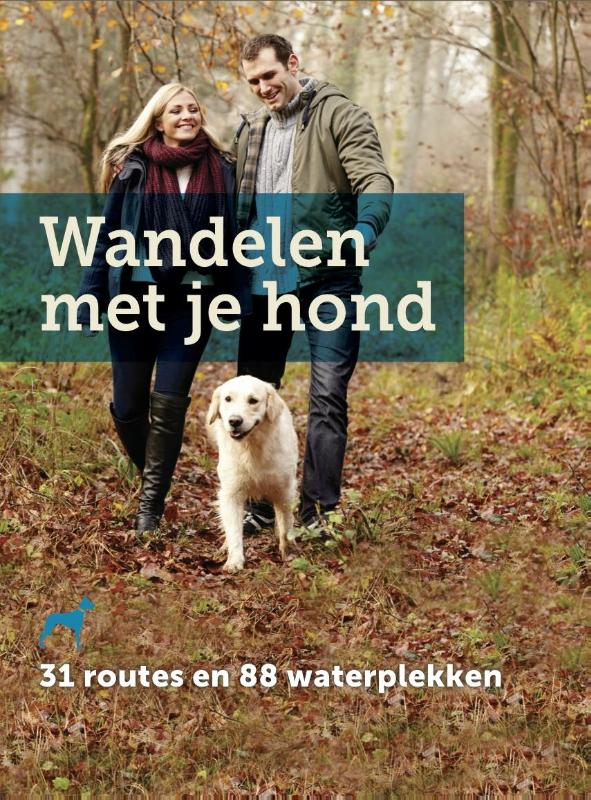 Wandelgids Wandelen met je hond   ANWB