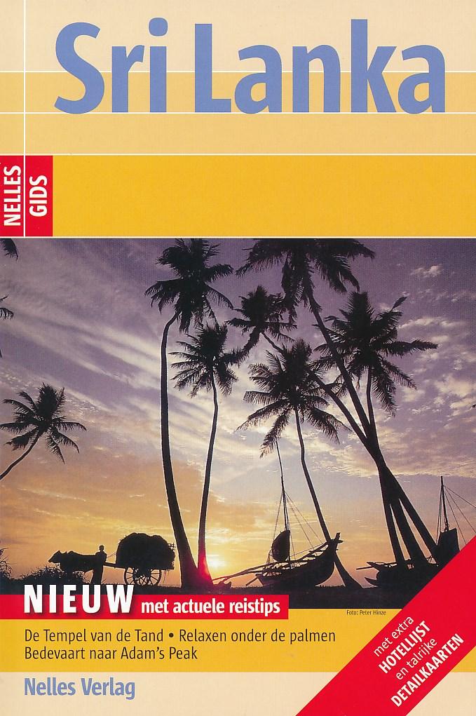 Reisgids Sri Lanka   Nelles