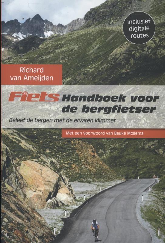 Fiets! handboek voor de bergfietser   Tirion   Richard van Ameijden