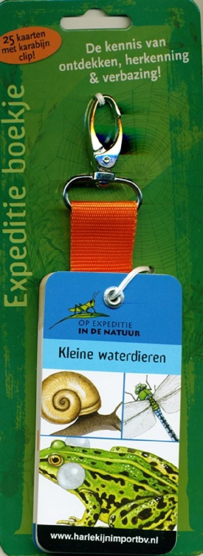 Waaier Kleine waterdieren   Harlekijn Import
