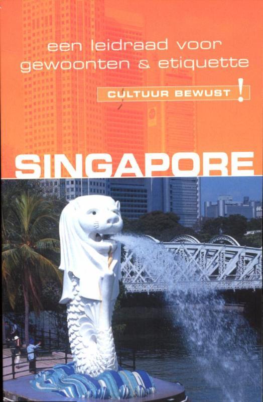 Reisgids Cultuur Bewust! Singapore - een leidraad voor gewoonten en etiquette   Elmar