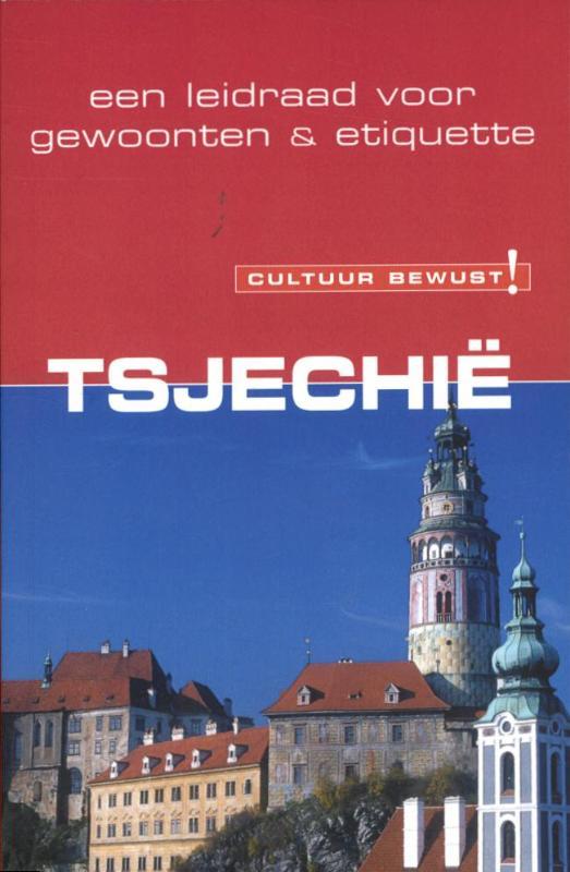 Reisgids Cultuur Bewust! Tsjechie - een leidraad voor gewoonten en etiquette   Elmar