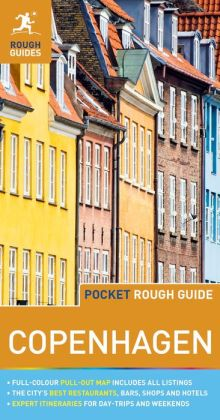 Reisgids Pocket Rough Guide Copenhagen - Kopenhagen   Rough Guides