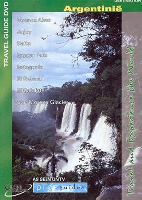 DVD Argentinië - Argentinie Globetrekker   Pilot Guides