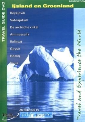 DVD IJsland en Groenland Globetrekker   Pilot Guides