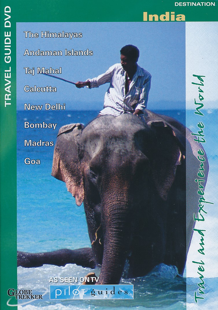 DVD India Globetrekker   Pilot Guides