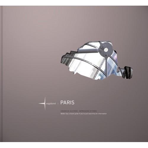 Fotoboek Parijs - Paris, impressions of   Vagabond