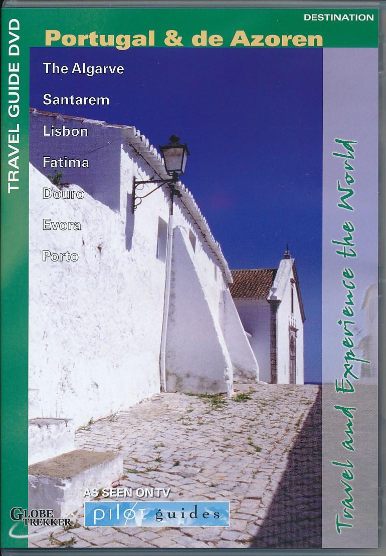 DVD Portugal en de Azoren Globetrekker   Pilot Guides