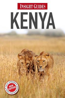Reisgids Kenya - Kenia (Engelstalig)   Insight Guides
