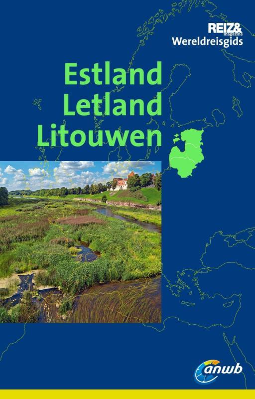 Reisgids Estland - Letland - Litouwen - Baltische Staten   ANWB Wereldreisgids