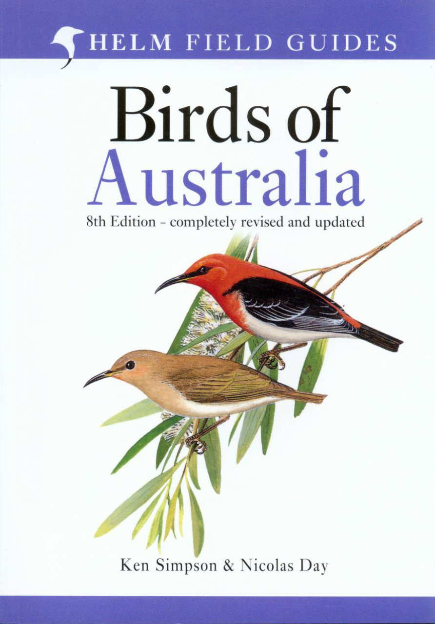 Vogelgids Australië - Birds of Australia   Helm field guide