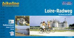 Fietsgids Loire-radweg   Bikeline