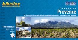 Fietsgids Radregion Provence   Bikeline