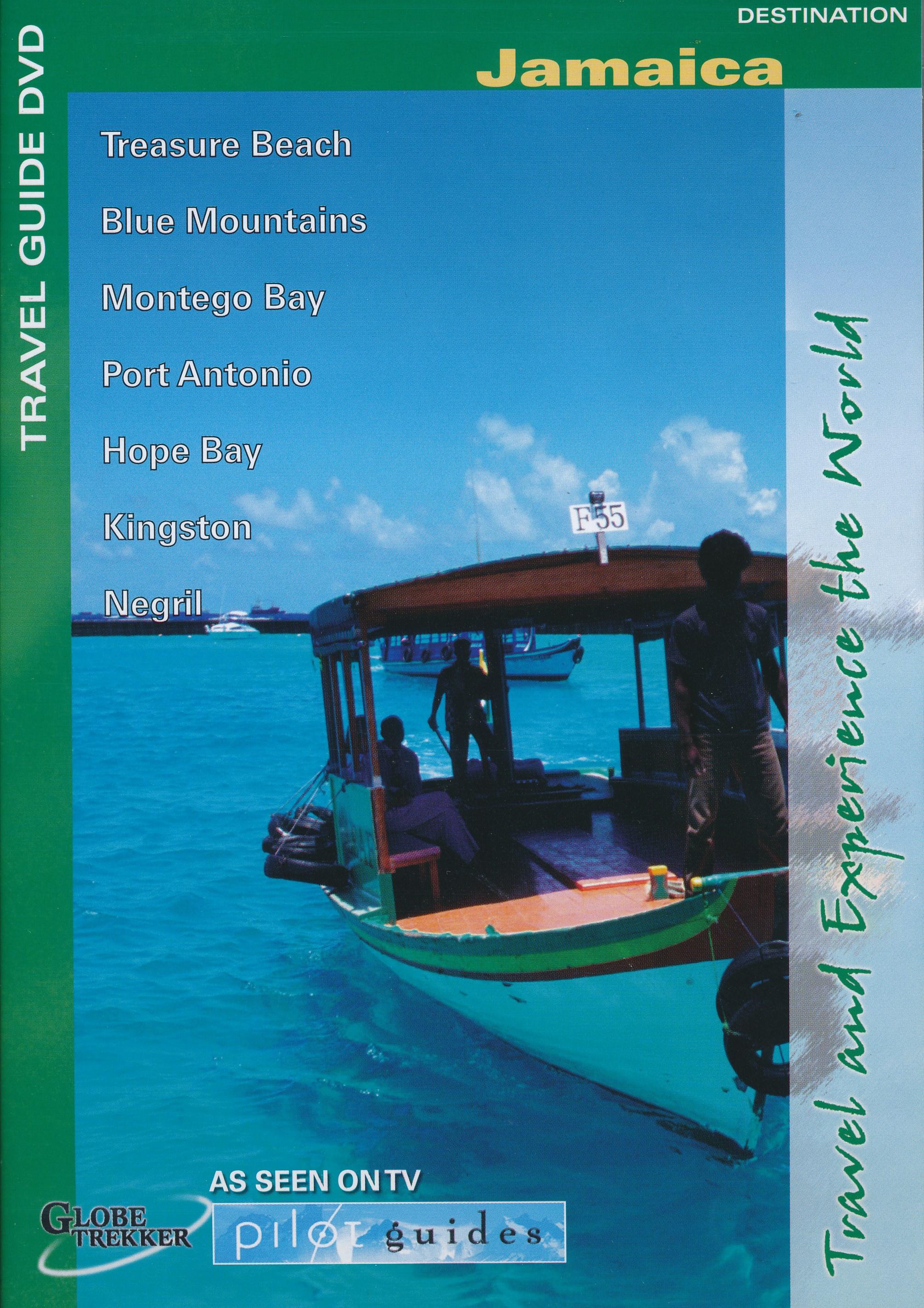 DVD Jamaica Globetrekker   Pilot Guides