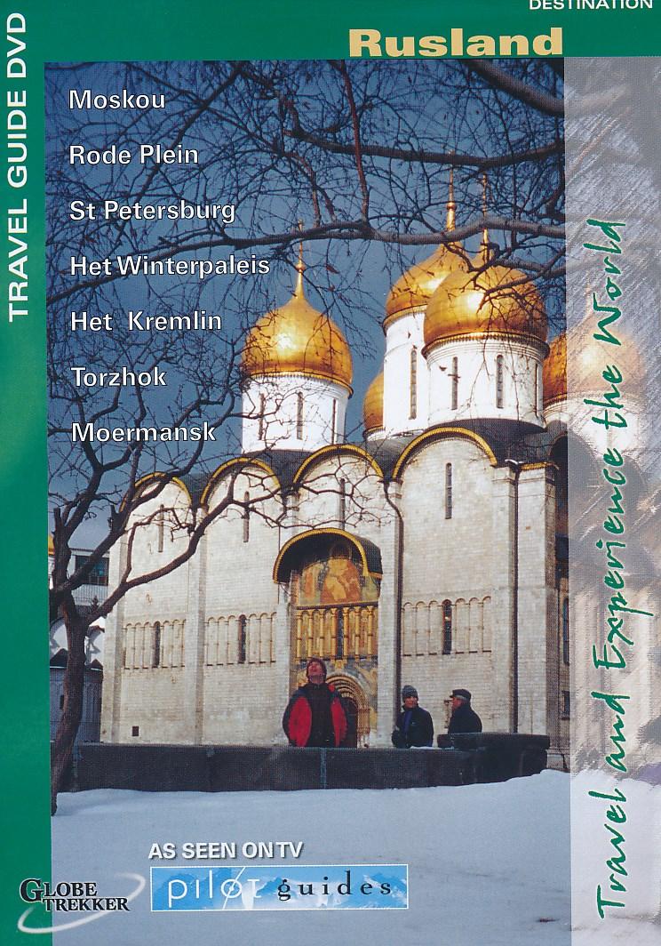 DVD Rusland Globetrekker   Pilot Guides