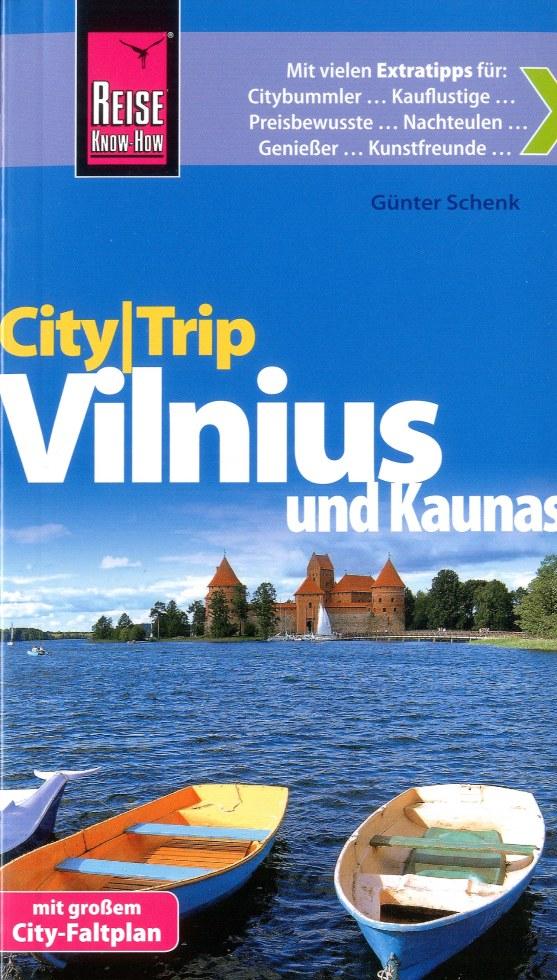 Reisgids Vilnius und Kaunas city trip   Reise Know how verlag