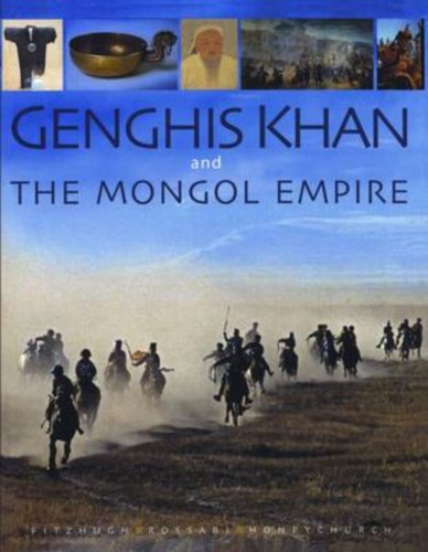 Mongolie - Genghis Khan and the Mongol Empire   Odyssey Books