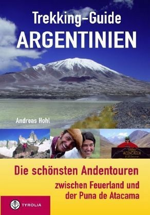 Wandelgids Trekking Guide Argentinien   Tyrolia