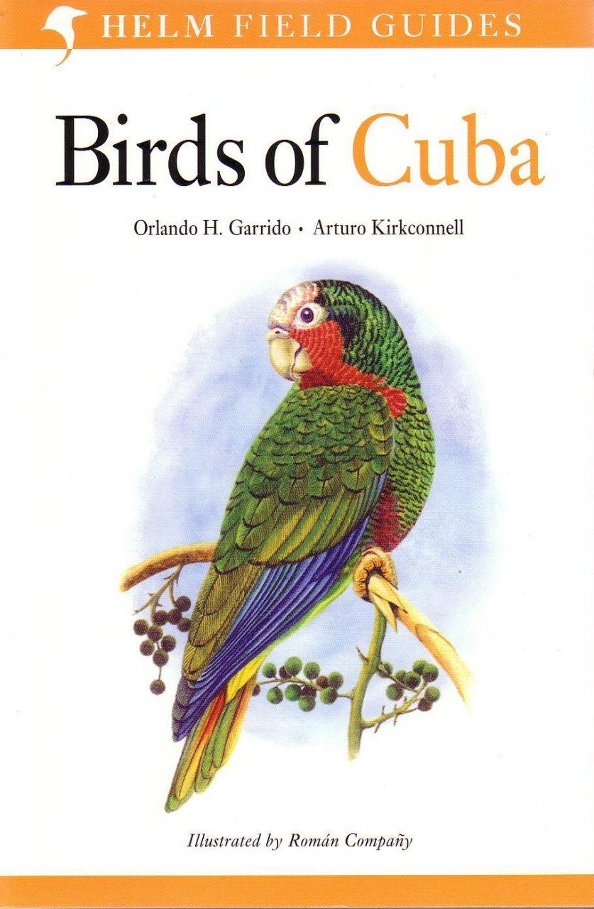 Vogelgids Cuba - Birds of Cuba   Helm field guides