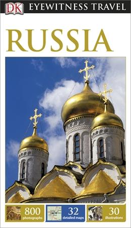 Reisgids Russia - Rusland   DK   Kindersley Dorling